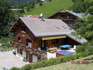 Summer view. Spa, table tennis & terrace.