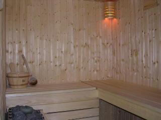 Sauna !